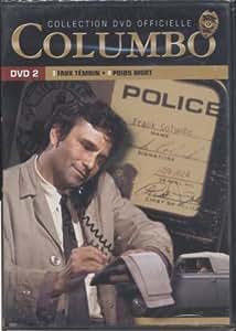 Columbo - Dvd 2 - Saison 1 - épisodes 3 : Faux témoin. 4 : Poids mort
