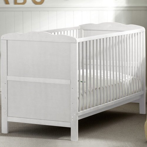 Saplings Kirsty Cot Bed (White)