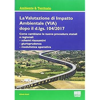 La Valutazione Di Impatto Ambientale (Via) Dopo Il D.lgs. 104/2017