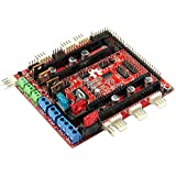 New Pololu Shield RAMPS-FD for Arduino Due 3D printer controller