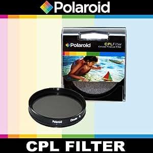 Polaroid PLFILCPL-558 Circular polarising camera filter filtre pour appareils photo - Filtres pour appareils photo (Circular polarising camera filter, 1 pièce(s))