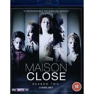 Maison Close: Season 2 [Blu-ray]