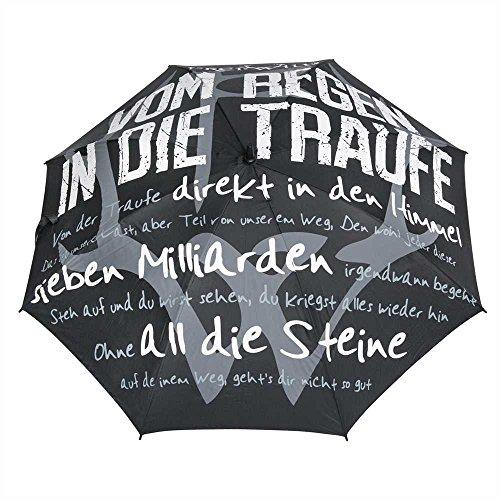Frei.Wild - Vom Regen in die Traufe Regenschirm