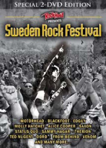 Morgana Crystal (Sweden Rock Festival (2010 Special 2-DVD Edition))