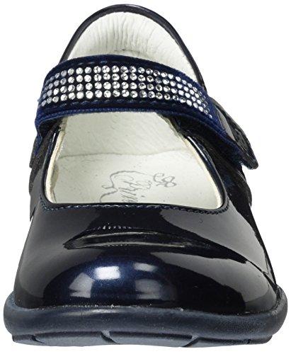 Primigi Mädchen Pwt 8145 Geschlossene Ballerinas Blau (Blu Scuro)