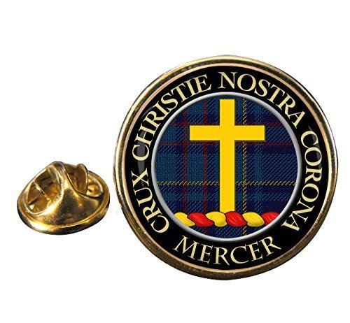 Price comparison product image Mercer Scottish Clan Lapel Pin Badge
