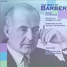 Best of Barber [Import anglais]