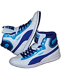 Puma High Sneaker Turnschuh Damen Freizeit Sport