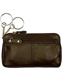 """Sattler + Co. """"BIG KEY"""" Schlüsseletui, 105890 001, Damen und Herren Schlüsseletui, Leder, braun"""