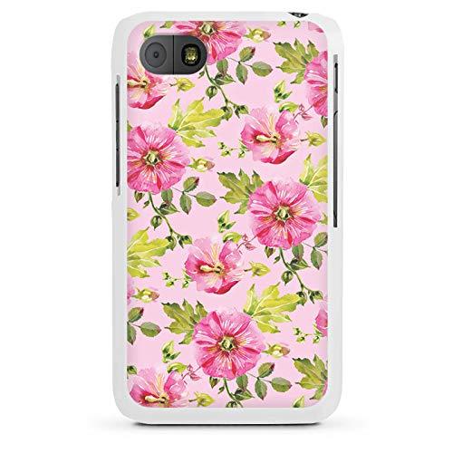 DeinDesign BlackBerry Q5 Hülle Case Handyhülle Blumen Muster Herbst