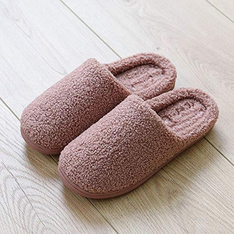 QZHE Pantofole di cotone Pantofole di Cotone, Coppie Coperte Invernali con Fondo Spesso da Donna, Asciugamani...   Abbiamo Vinto La Lode Da Parte Dei Clienti    Uomini/Donne Scarpa