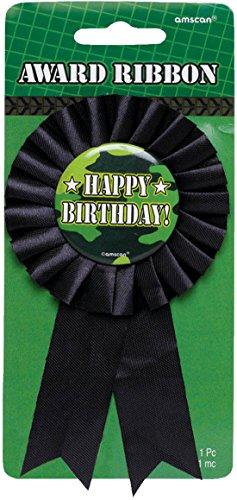 Halloweenia - Camouflage Happy Birthday Award Orden , ()