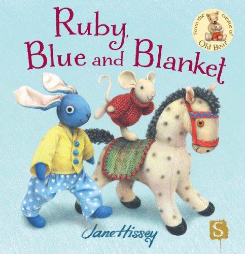 Ruby, Blue and Blanket (Rubies Costume Company)