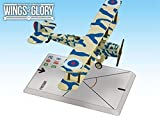 Wings Of Glory - Airplane Pack - Klimaanlage DH.4 Baumwolle / Betts Figur - AREWGF204B -.. Ares