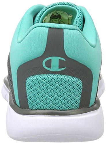 Champion Low Cut Shoe Alpha, Scarpe Running Donna Multicolore (Dog)