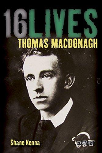 Thomas MacDonagh Cover Image