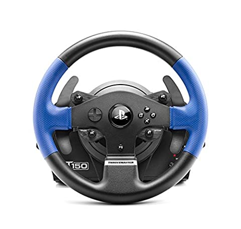Volant Et Pedalier - Thrustmaster T150 Force Feedback - Volant 1080°