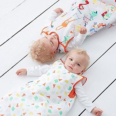 The Gro Company Sacos para bebé, 1 tog, 2 unidades