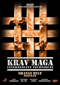 Krav Maga Intermediate Tech: Orange Belt Program [DVD] [2012] [US Import]