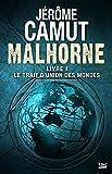 Le Trait d'union des mondes: Malhorne, T1 (Fantasy) (French Edition)