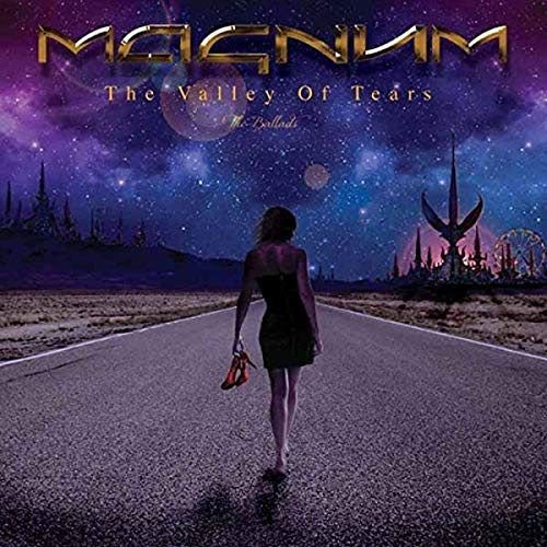Magnum: The Valley Of Tears - The Ballads (Audio CD)