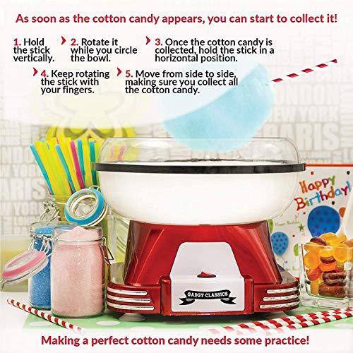 Cotton Candy Zuckerwattemaschine - 7
