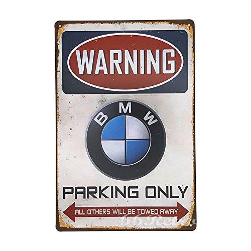 66retro-bmw-parking-only-vintage-retro-metall-blechschild-wand-deko-schild-20cm-x-30cm