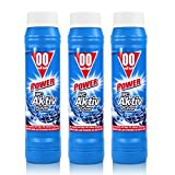 3x 00 Null Null Power WC Aktiv Pulver 1kg