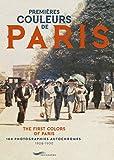 Premières couleurs de Paris