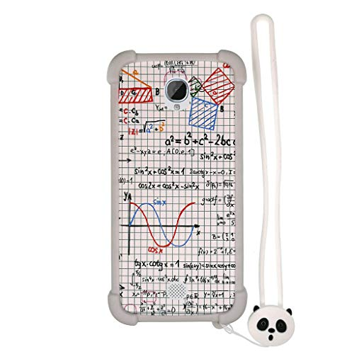 Hülle für Mobiwire Lansa hülle Silikon Grenze + PC hart backplane Schutzhülle Case Cover GS