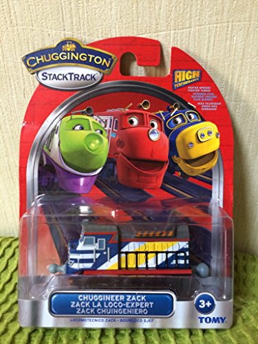 Image of Chuggington Stack Track Engine Zack