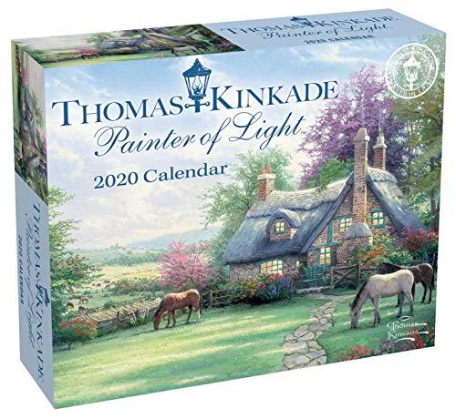 Thomas Kinkade: Painter of the Light 2020: Original Andrews McMeel-Tagesabreißkalender [Kalendar]