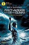 Scarica Libro Il ladro di fulmini Percy Jackson e gli dei dell Olimpo 1 (PDF,EPUB,MOBI) Online Italiano Gratis