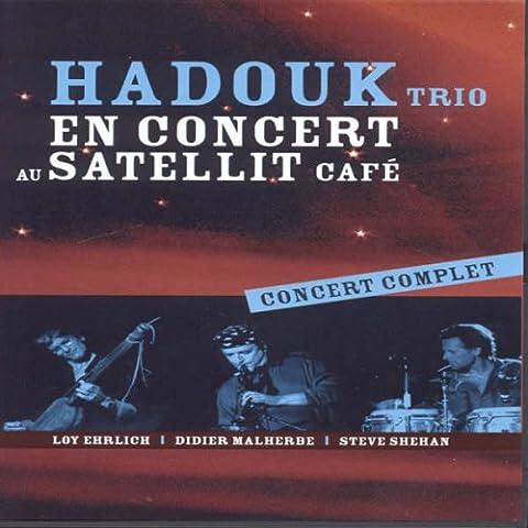 Hadouk Trio : Live au Satelit Café