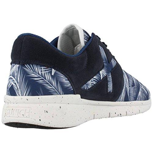 Sneaker Munich Vent 12 Blu Blue