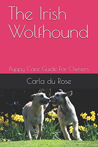 The Irish Wolfhound: Puppy Care Guide For Owners -