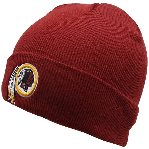 Men's '47 Brand Washington Redskins Cuffed Knit Hat One Size Fits All by '47