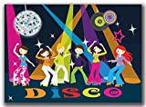 Einladungskarten Kindergeburtstag Disco Tanzen Party Spaß Jungen Mädchen - 12 Stück Jungs Girls Karaoke Einladung Geburtstagseinladung