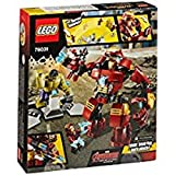 LEGO Superheroes 76031 Age of Ultron: The Hulk Buster Smash