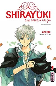Shirayuki aux cheveux rouges Edition simple Tome 2