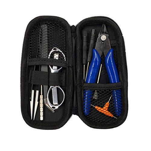 Surenhap Kit Elettronica per Sigarette Kit Fai da Te per Attrezzi da Taschino per Accessori per Sigarette elettroniche