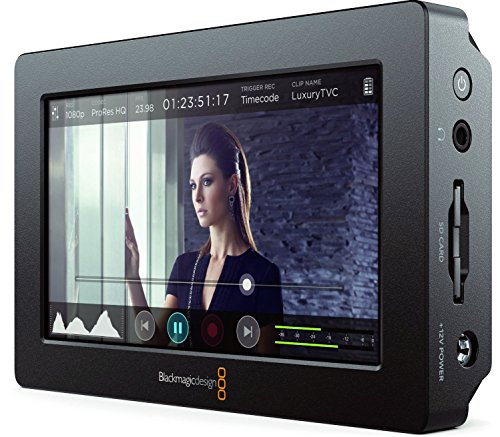 Blackmagic Design Video Asist Ecran PC