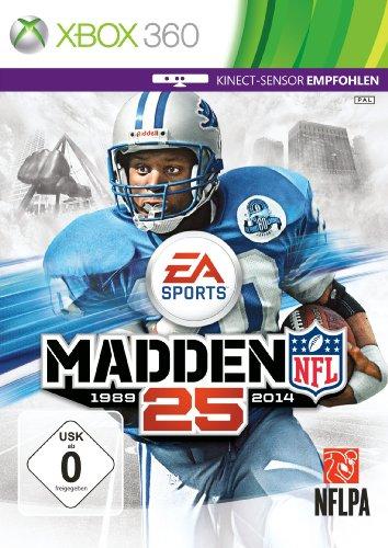 Madden NFL 25 - [Xbox 360] (360 Video-spiele Xbox Madden)