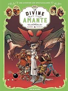 """Afficher """"Spectaculaires (Les) n° 2<br /> divine amante (La)"""""""