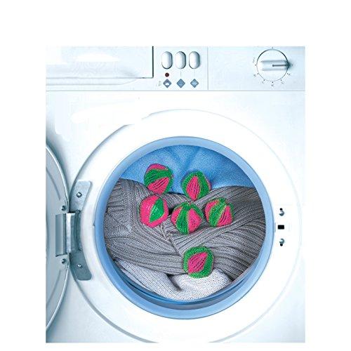 Waschbälle Flusenschreck 6er