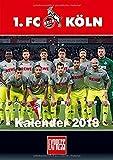 Produkt-Bild: 1. FC Köln 2018 - DuMont Fußballkalender 2018 - Fankalender - 29,7 x 42 cm