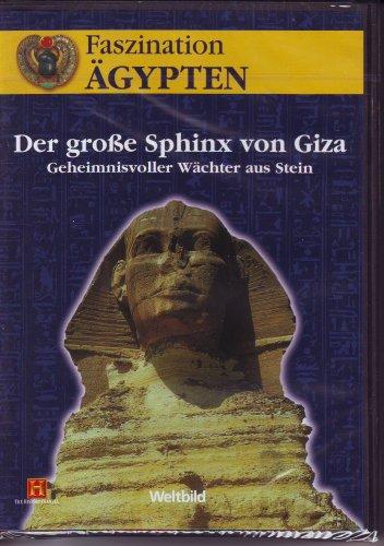 Große Sphinx (Die Große Sphinx von Giza, Geheimnisvoller Wächter aus Stein, Faszination Ã