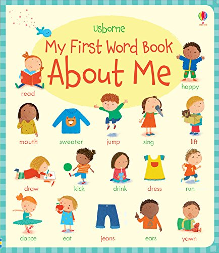 My First Word Book About Me (Very First Words) por Caroline Young