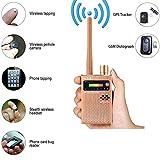 eoqo Anti-Espion sans Fil détecteur de Signal RF réglé détecteur de Signal de...