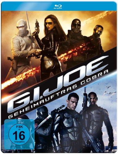 G.I. Joe - Geheimauftrag Cobra Steelbook [Blu-ray]